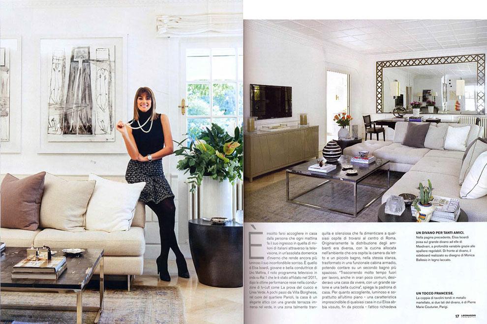 Monica ballesio interiors case stili for Stili case