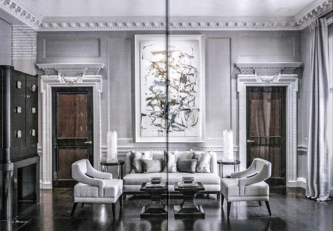 Monica Ballesio Interiors Marieclaire1804